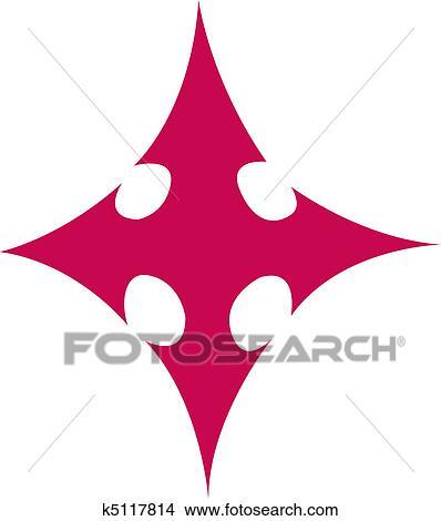 clipart of poker card suit diamonds clip art k5117814 search clip rh fotosearch com diamond clip art outline diamond clip art outline