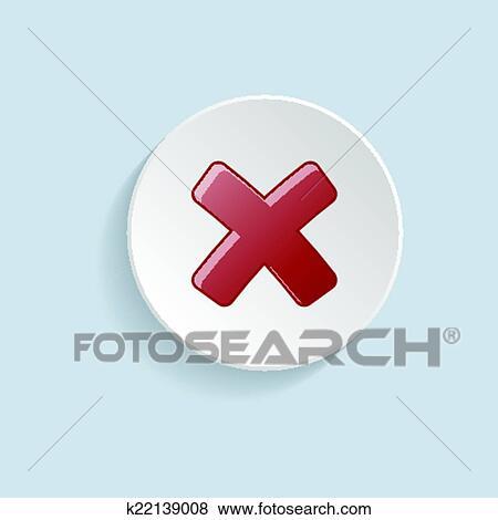 Clip Art - rotes kreuz, symbole k22139008 - Suche Clipart, Poster ... | {Rotes kreuz symbol 82}