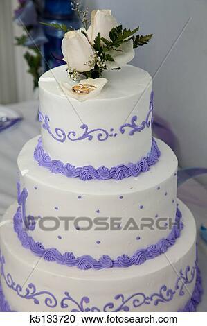 Фотообои свадебных тортов
