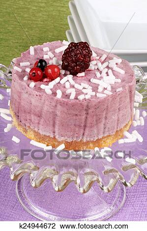 Торт с баварским кремом рецепт с фото