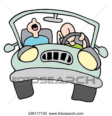 clipart of long drive tired men k36117133 search clip art rh fotosearch com tire clip art vector tire clip art vector