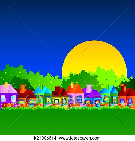 Caricature Background Drawings Background With a Caricature