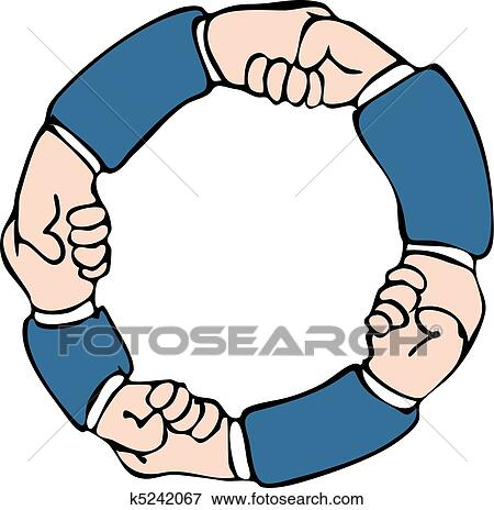 clip art of handshake network k5242067 search clipart rh fotosearch com network clipart for word network clipart free