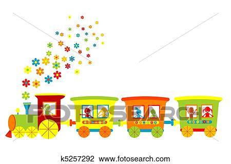 Toy Train Videos For Kids