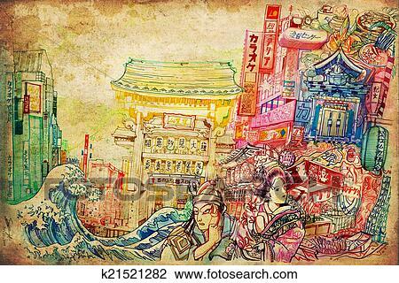 Art séduisant de la servitude japonaise
