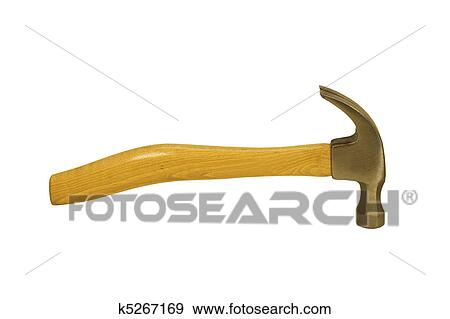 Affichage de marteaux de griffe Vintage
