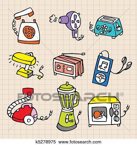 Clipart - hausarbeit, element, symbol k5278975 - Suche Clip Art, Illustration ...