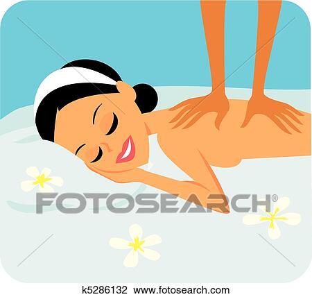 Clip Art Spa Treatments
