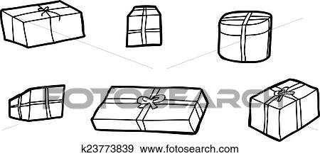 六, 概述, 礼物盒子