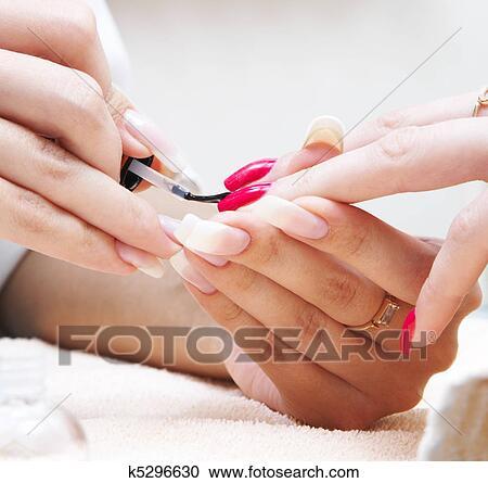 Сонник ногти на руках не свои