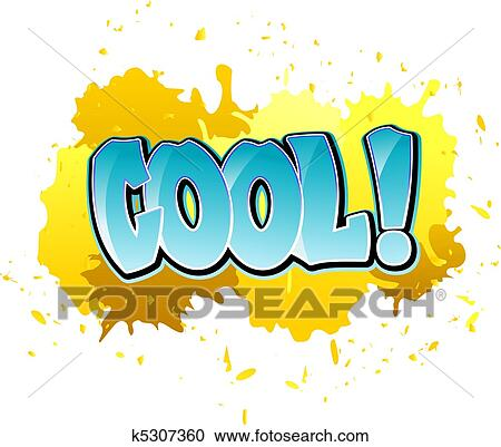 clipart of graffiti cool background k5307360 search clip art rh fotosearch com cool clipart images cool clipart free