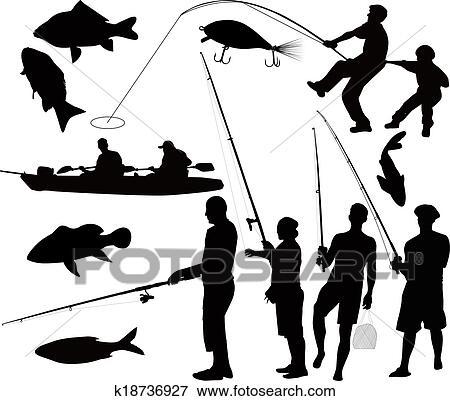 图片- 人们, 渔夫, 钓鱼
