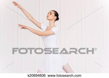 Ballet Posters For Dance Studios Dancing in Ballet Studio