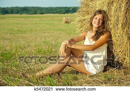 Фото девки деревенские