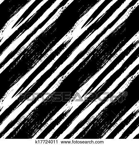 clipart schwarz wei gestreift muster k17724011 suche clip art illustration wandbilder. Black Bedroom Furniture Sets. Home Design Ideas