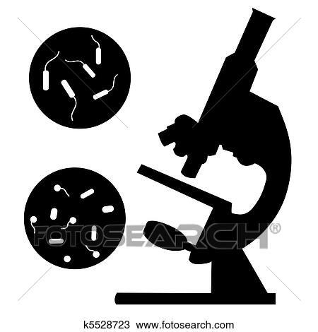 手绘图 - 布莱克显微镜