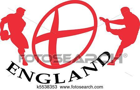 Dessin angleterre joueur rugby passe coup de pied k5538353 recherchez des cliparts des - Dessin de joueur de rugby ...