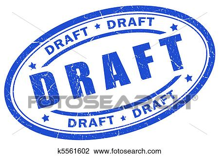 Draft Clipart