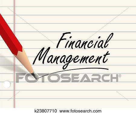 Principal in Finance Clip Art