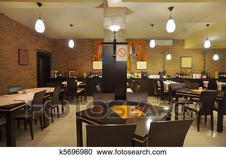 stock fotografie gastst tte innere k5696980 suche stockfotografien fotos wandbilder. Black Bedroom Furniture Sets. Home Design Ideas