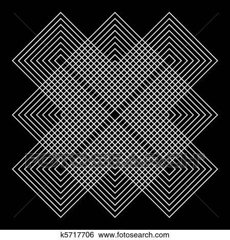 剪贴画 - 矢量, 几何学