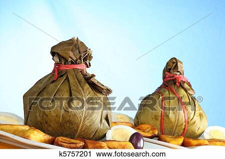 Stock photography of peruvian food called juane k5757201 for Art of peruvian cuisine
