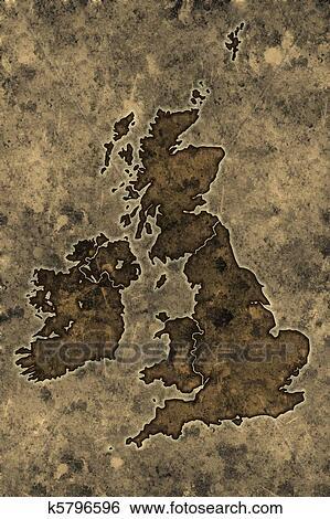 羊皮纸, 英国