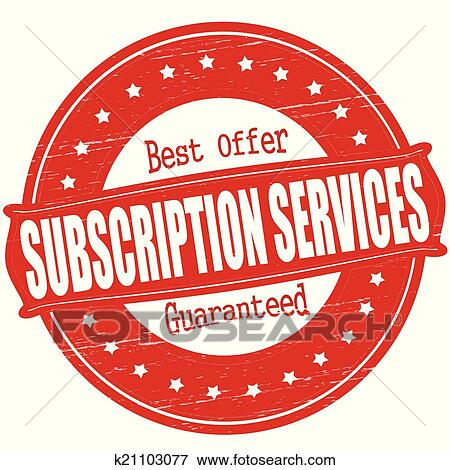 clip art of subscription services k21103077 search clipart rh fotosearch com vector clipart subscription clip art subscription