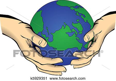 clipart of global protection k5929351 search clip art rh fotosearch com globe clip art images global clipart