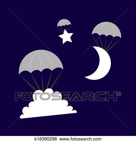 月亮符号图案大全