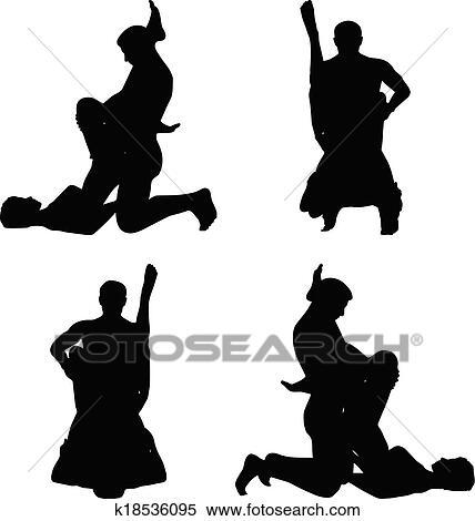 dominante erótica bailando