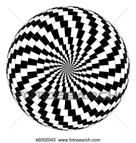 Clipart optische illusie k6052043 zoek clipart illustratie fresno 39 s tekeningen en vector - Ongewoon behang ...