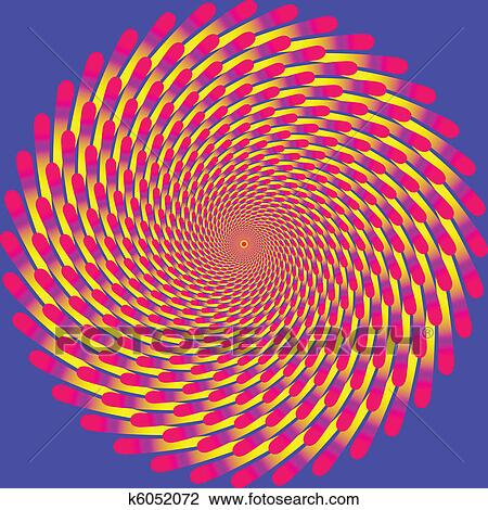 Clipart optische illusie k6052072 zoek clipart illustratie fresno 39 s tekeningen en vector - Ongewoon behang ...