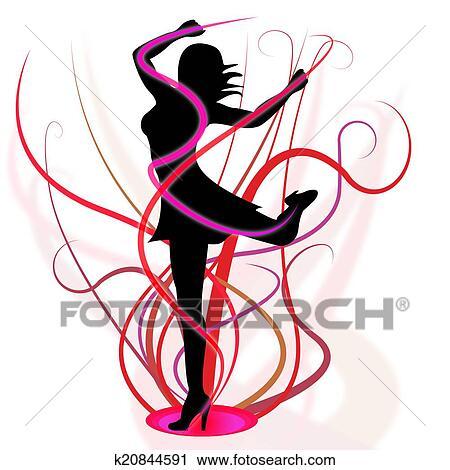 Free Clip Art Aerobic Dancing – Cliparts