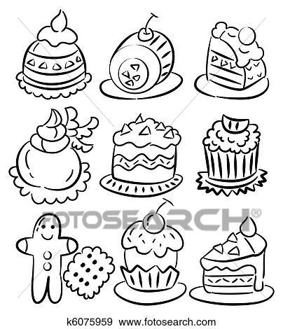 clipart main  dessiner  dessin anim u00e9  g u00e2teau  ic u00f4ne Comment Faire Une Glace Une Glace De Vanille