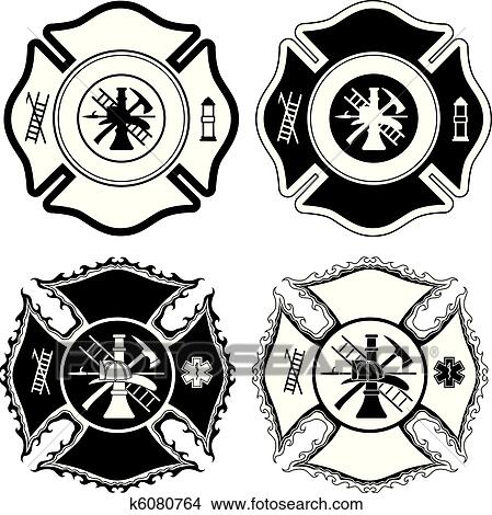 91 moreover Paw Patrol Coloring Pages 2 besides Firefighter Badge Cliparts also 2 further Scuba Hand Signals. on firefighter symbol