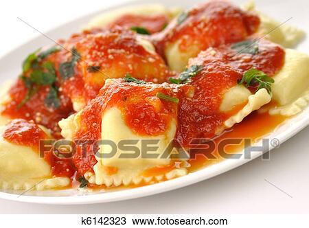 Итальянские равиоли рецепт с фото
