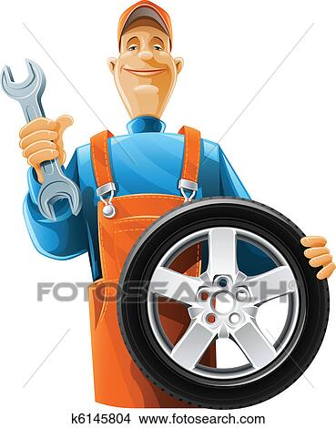 Auto repair Clip Art EPS Images. 8,339 auto repair clipart vector ...