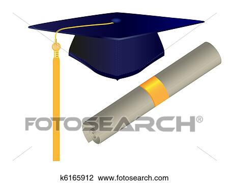 clip art of graduation cap and diploma k search clipart  clip art graduation cap and diploma search clipart illustration posters