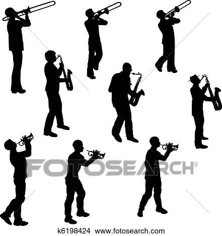 Musician Clip Art Illustrations. 18,182 musician clipart EPS ...