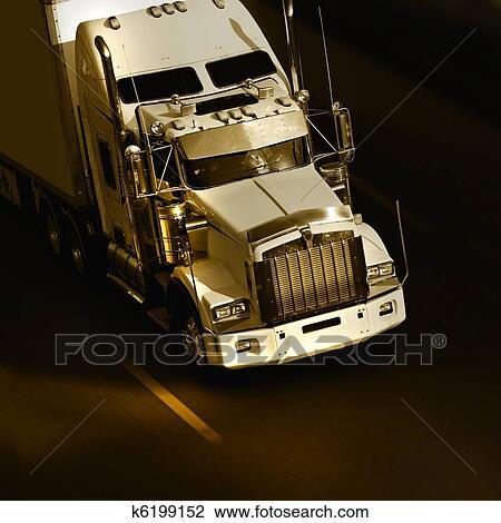 Hastighet släp motorväg