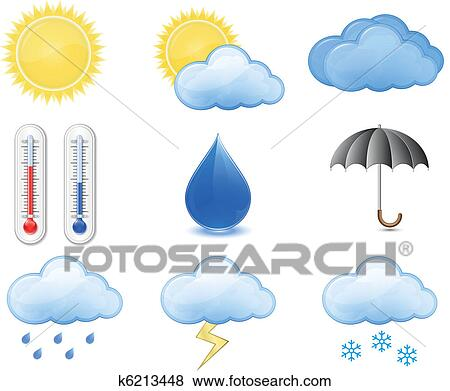 Clip Art Weather Forecast