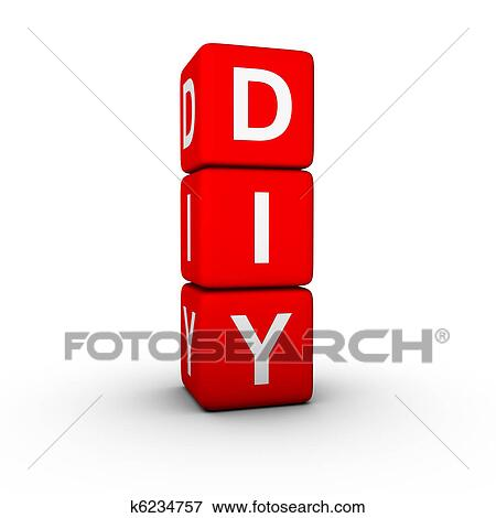Stock illustration of do it yourself k6234757 search eps clipart stock illustration do it yourself fotosearch search eps clipart drawings decorative solutioingenieria Images