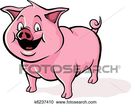 Pig Clipart Illustrations. 19,087 pig clip art vector EPS drawings ...