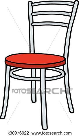 Clipart lumi re couleur chaise k30976922 recherchez - Dessin de chaise en perspective ...