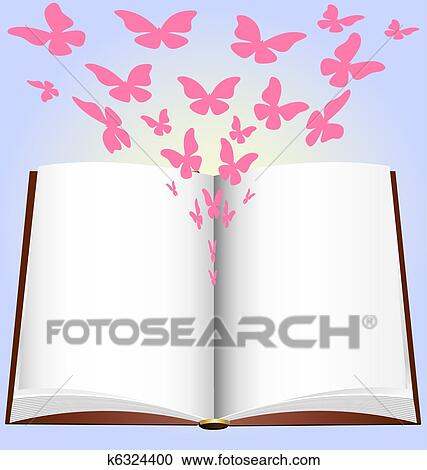 Borboleta azul livro