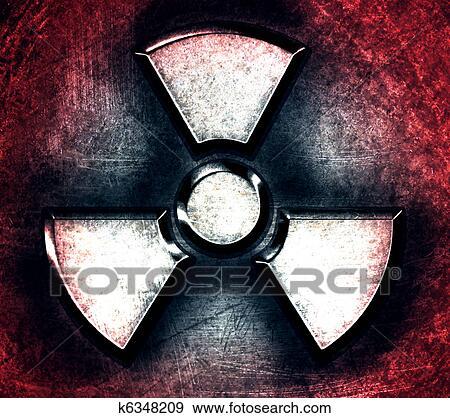 Знак радиации фото картинка