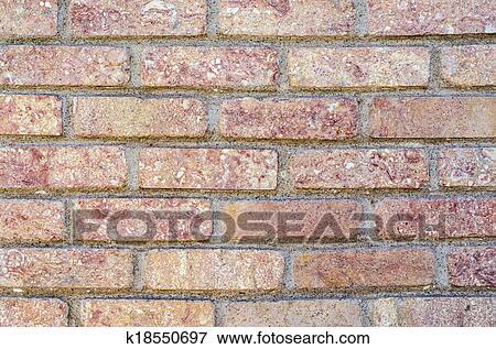 Fliser P? Vegg Ute : Dekorativ murstein fliser p ei vegg texture