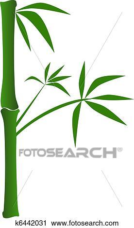 剪贴画 - 竹子