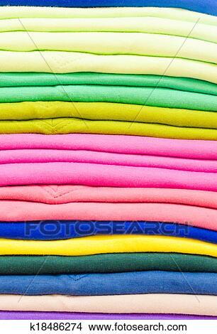 手绘图 - 色彩丰富, 棉花